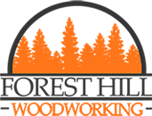 Forest Hill Wood Working Logo